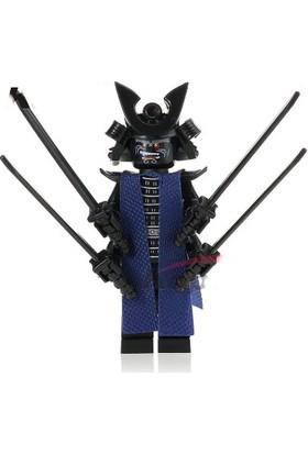 Legoedlyy Garmadon Mini Figür Ninja Yeni Yapı Oyuncakları Eğitici Oyuncak