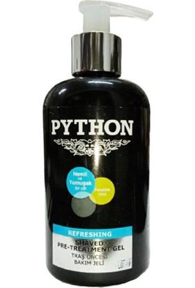 Python Tıraş Öncesi Bakım Jeli 200 ml
