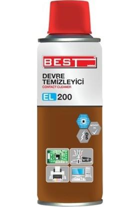 Best Yağsız Elektronik Devre Temizleyici 200ML