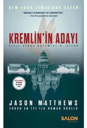Kremlinin Adayı Kızıl Serçe Üçlemesi 3. Kitap Kızıl Serçe Üçlemesi - Jason Matthews