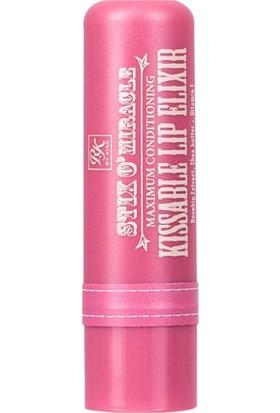 Ruby Kisses Stıx O' Mıracle Kuşburnu Yağı & Güllü Kuru ve Çatlayan Dudak Yoğun Nemlendirici Bakım 4 gr x 3