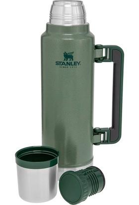 Stanley Stan 1.5Qt Classic Vac Btl H.Green Eu Termos 1.4 LT