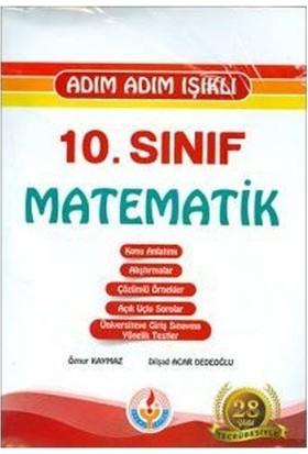 Bilal Işıklı Yayınları 10. Sınıf Adım Adım Matematik Fasikül Set