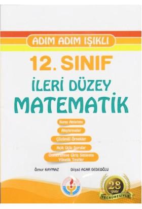 Bilal Işıklı Yayınları 12. Sınıf Adım Adım Matematik Fasikül Set