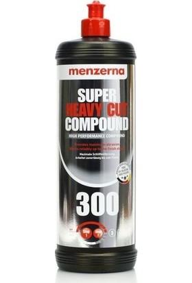 Menzerna 300 Super Heavy Compound 1 lt Ağır Çizik Giderici Pasta