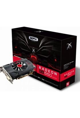 Xfx RX550 Core Edıtıon 4 GB Gddr5 128 Bit 550 P4SFG5 RX5504GB