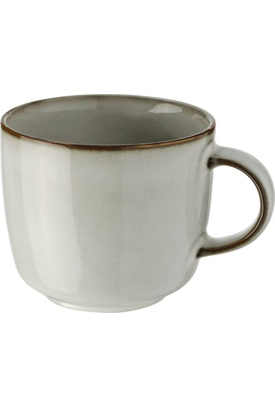 Ikea Gladelig Kupa Eskitme Gri 370 ml