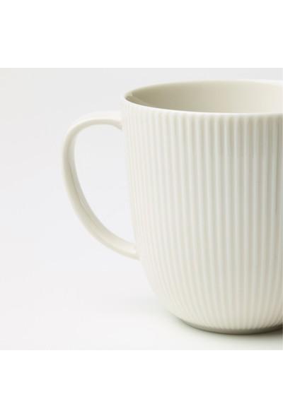 Ikea Ofantligt Kupa Beyaz 310 ml