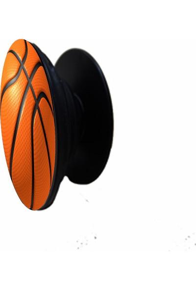 Popsockets, Popsoket, Top, Basketbol, Telefon Tablet Tutucu