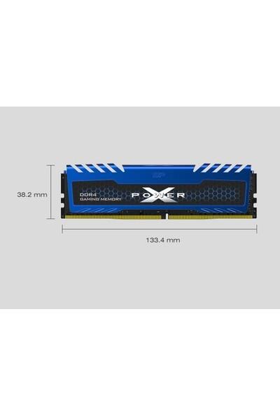 Silicon Power SP016GXLZU266BDA 16GB(2X8GB) Ddr4 2666MHZ Ram