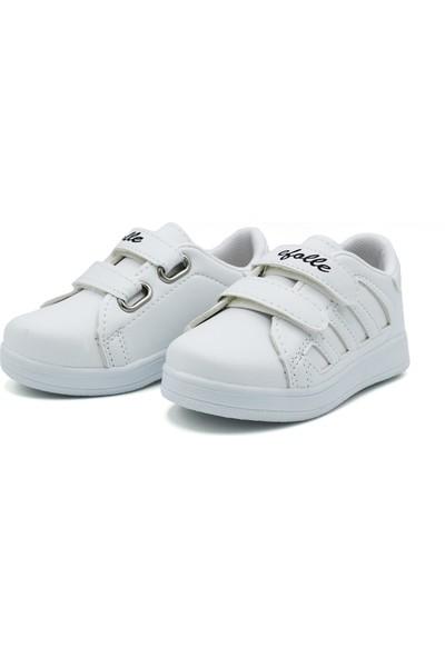 Efolle Cırtlı Kız / Erkek Çocuk Spor Ayakkabı