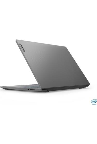 "Lenovo V15 Intel Core i3 1005G1 8GB 1TB HDD 256GB SSD Windows 10 Pro 15.6"" FHD Taşınabilir Bilgisayar 82C500JFTX023"