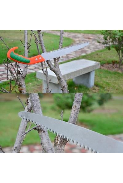 Depolife Bahçe Ağaç Dal Kesme Budama Bileme 3'lü Set