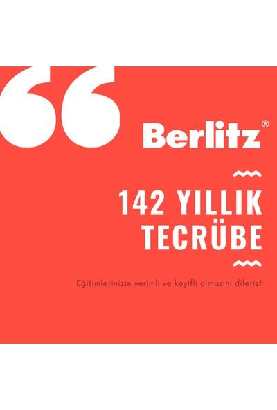 Berlitz Online İngilizce Kursu 12 Ay