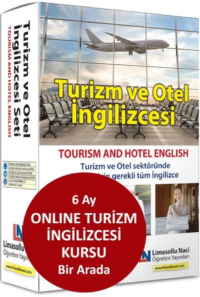 Turizm ve Otel İngilizcesi Seti