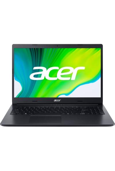 """Acer Aspire 3 A315-23 AMD Ryzen 5 3500U 8GB 256GB SSD Linux 15.6"""" FHD Taşınabilir Bilgisayar NX.HVTEY.00B"""