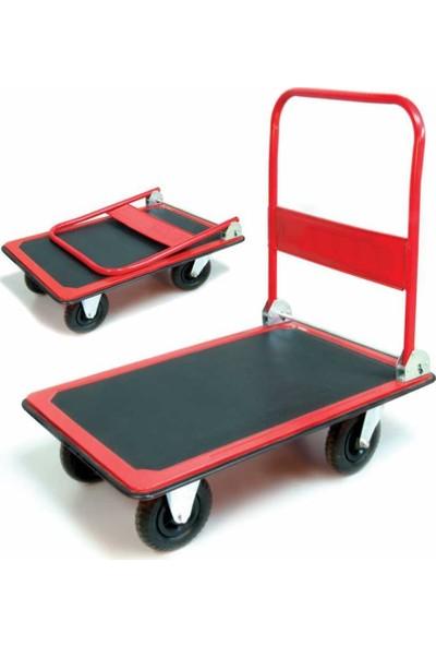 Duffmart PR2340 Pro Katlanır Paket Taşıma Arabası 300 kg