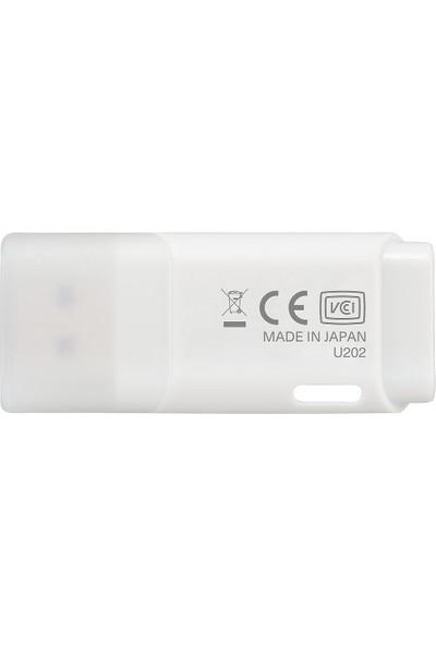 Kioxia 16GB U202 USB 2.0 Bellek (LU202W016GG4)
