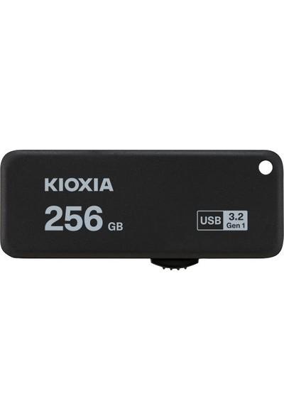 Kioxia 256GB U365 Siyah USB 3.2 GEN 1 150MB/sn Bellek (LU301W128GG4)