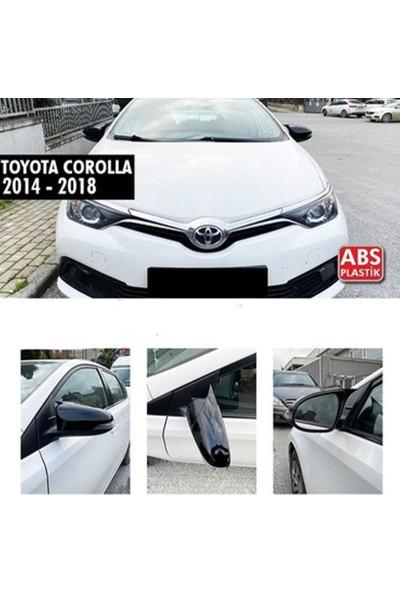 Araba Alışveriş Toyota Tuning Corolla 2014-2018 Batman Yarasa Ayna Kapağı