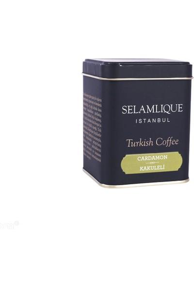 Selamlique Türk Kahvesi Kakuleli 125 gr