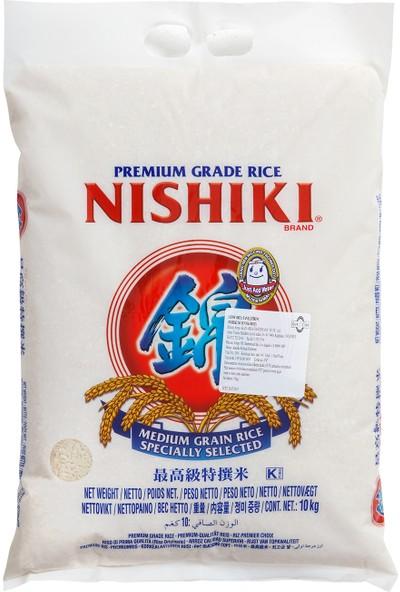 Nishiki Nishik Pirinç 10 kg