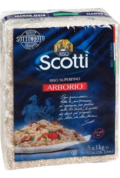 Scotti Arborio Pirinci 5 kg