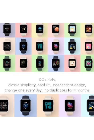 Xiaomi Mi Watch Lite Akıllı Saat - Siyah (Yurt Dışından)