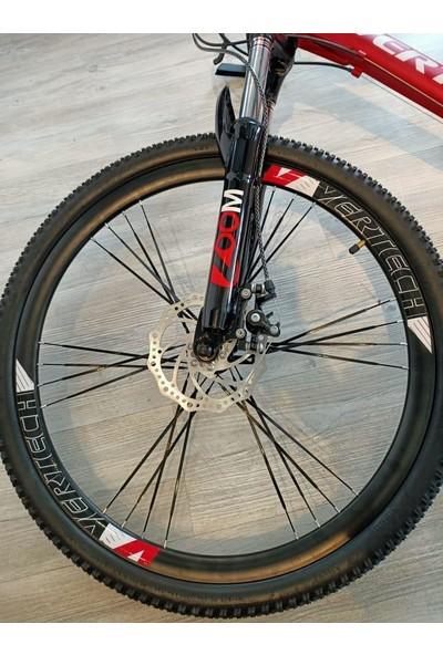 Vertech Marc 26 Jant 24 Vites Alüminyum Dağ Bisikleti