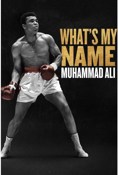 Sese Concept Muhammed Ali 20X30 cm Duvar Tablo