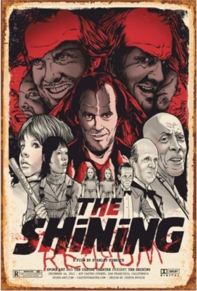 Sese Concept The Shining 20X30 cm Duvar Tablo