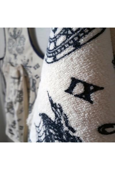 Yavuz Tekstil Sıvı Geçirmez Mutfak Önlüğü 3'lü Takım Çapa