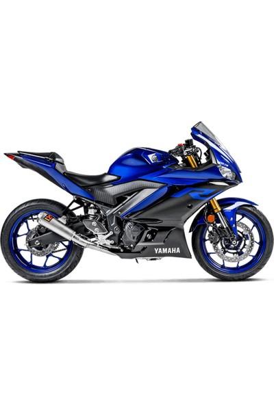Akrapovic Racing Line (Ss) Yamaha Yzf R25 14-16 Egzoz
