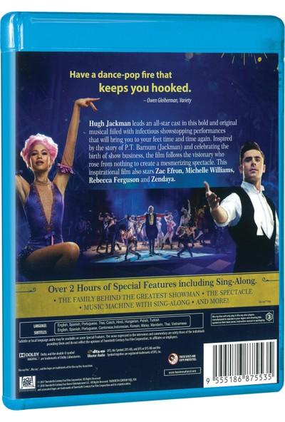 Muhteşem Showman (The Greatest Showman) Blu-Ray