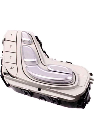 Hedefsan Mercedes W205 Ön Sağ Koltuk Düğmesi (Hafızalı) 2059057851