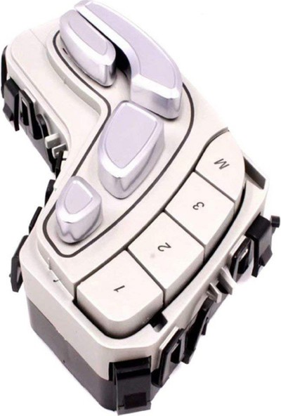 Hedefsan Mercedes W205 Ön Sol Koltuk Düğmesi (Hafızalı) 2059056651