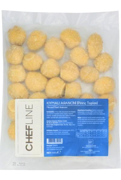 Chefline Kıymalı Arancini 1 kg