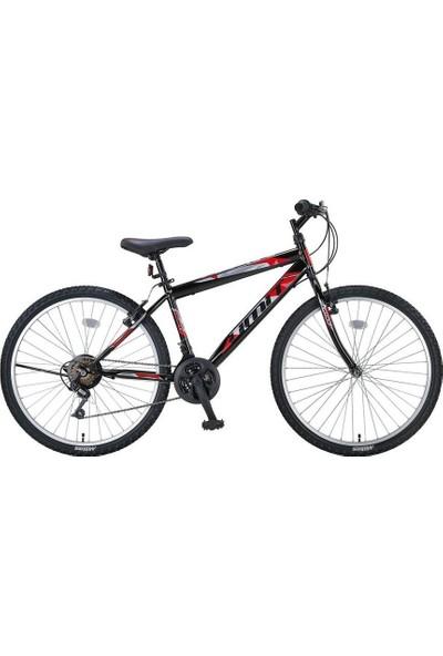 Ümit Bisiklet Ümit Colorado 24 2401 Erkek Dağ Bisikleti Siyah-Kırmızı -100078