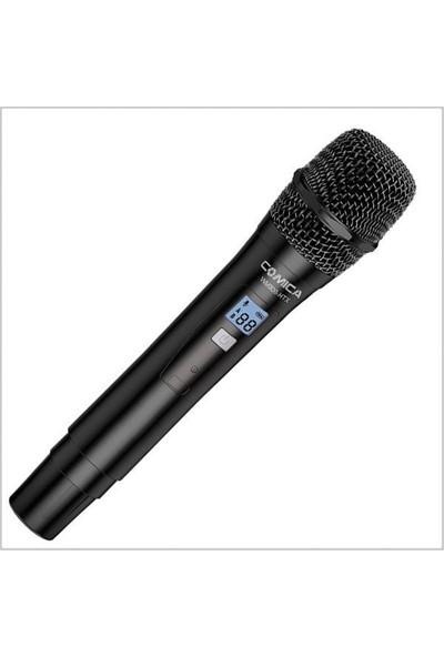Comica CVM-WM200B El ve Yaka Mikrofonu
