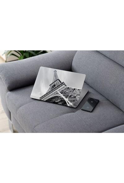 Jasmin2020 Çıkarılabilir Laptop Sticker Eyfel Kulesi