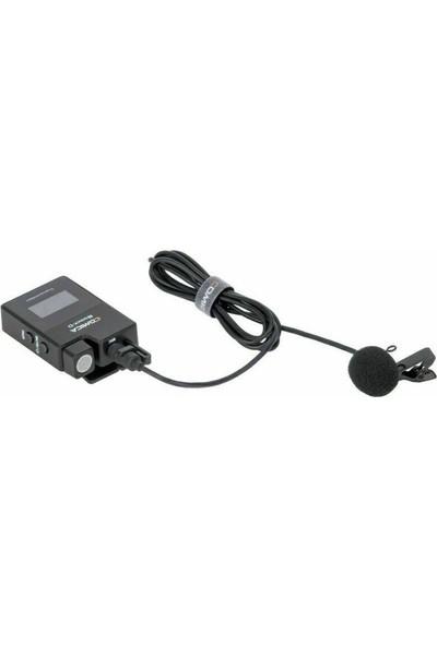 Comica Boomx-D D2 Çift Kişilik Dijital Kablosuz Mikrofon