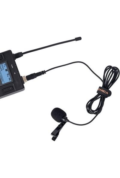 Comica Cvm-M-02 Yaka Mikrofonu Sony Için