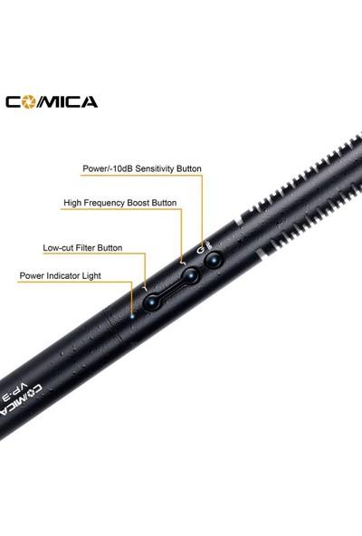 Comica Cvm-Vp3 Shotgun Mikrofon