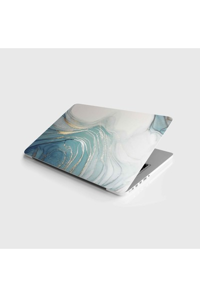 Jasmin2020 Çıkarılabilir Laptop Sticker Notebook Kaplama Etiketi Soyut Sanat