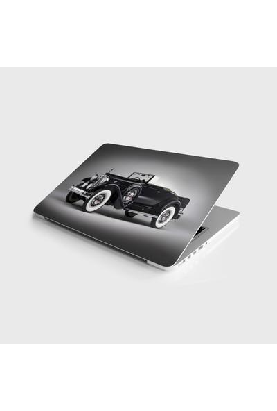 Jasmin2020 Çıkarılabilir Laptop Sticker Notebook Kaplama Etiketi Eski Araba 1