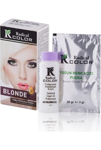 Radical Color Şeker Pembesi Amonyaksız Su Bazlı Saç Boyası 250ml 2SET