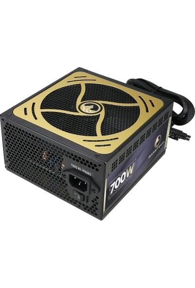 Gametech GTP-700M 700W 80+ Gold Modüler Power Supply
