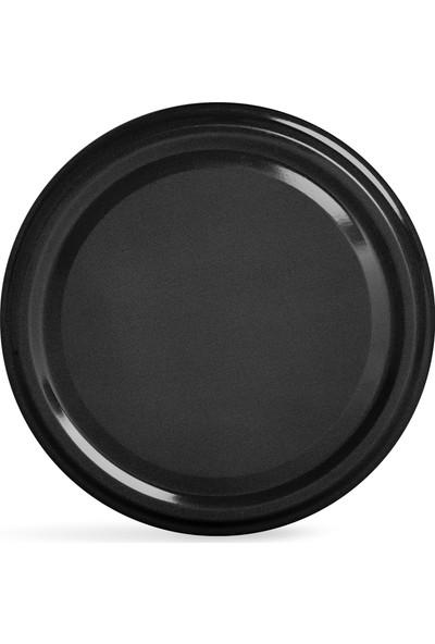 Sarkap 1 Koli 82 Mm Dökme (630 Adet) Kavanoz Kapağı - Siyah
