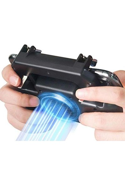 Taled Pubg Telefon Soğutma Fanlı ve Powerbank 3'ü 1 Arada Oyun Konsolu