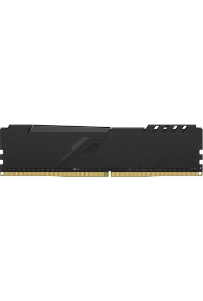 Kingston HyperX Fury Black (32x4) 128GB 3600MHz DDR4 CL18 Dimm HX436C18FB3K4/128